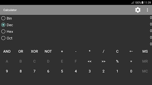 Download Programmer's Calculator  APK