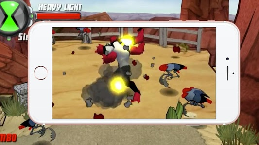 screenshot of Protect Of Earth: Ben Ultimate version 1.0.2
