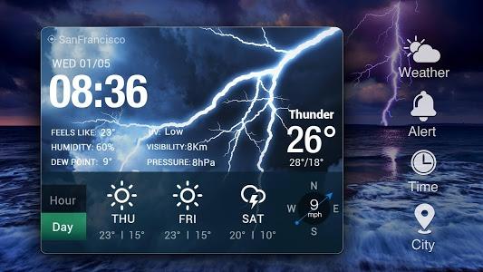 Download Daily weather forecast widget☂ 9.9.7.1971 APK