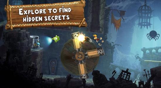 Download Rayman Adventures 3.7.0 APK