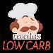 Download Receitas Low Carb em Português - 100% Grátis 2.3 APK
