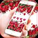 Download Red Rose Theme Wallpaper Red Roses Lock Screen 1.1.8 APK