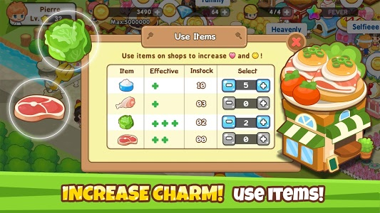 Download Restaurant Paradise: Sim Builder 1.10.0 APK