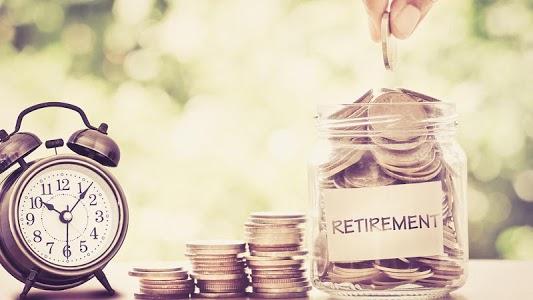 screenshot of Retirement Planning version 1.0