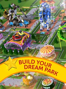 Download RollerCoaster Tycoon Touch 2.3.1 APK