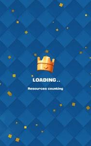 screenshot of Royale Gems PRANK version 1.0