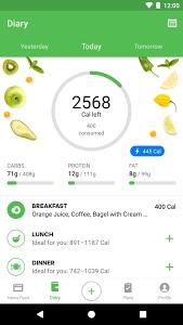 Download Runtastic Balance Calorie Calculator, Food Tracker  APK