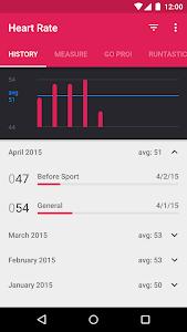 Download Runtastic Heart Rate Monitor & Pulse Checker  APK
