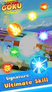 Download Saiyan Goku Tap Super Z 1.1.0 APK