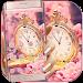 Sakura Rose Gold Watch Theme