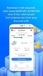 screenshot of Saya Modalin - Pinjaman Uang Dana Rupiah Tunai version 1.1.5