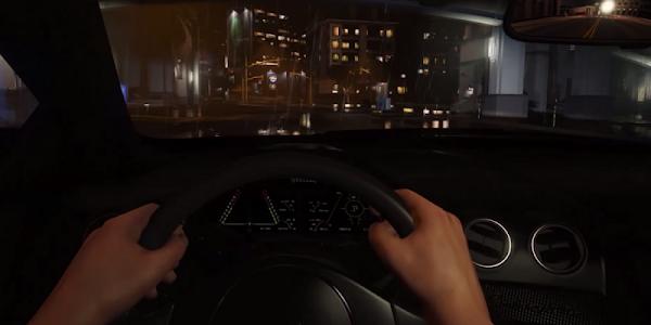screenshot of School Driving City 3D version 1.3