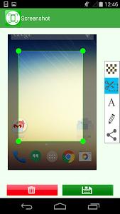 screenshot of Screenshot version 1.2.50