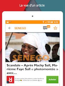 Download Senego: News in Senegal 5.2.0 APK