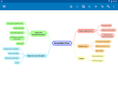 Download SimpleMind Free - Intuitive Mind Mapping 1.21.0 APK