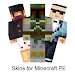 Download Skins for Minecraft PE 13.4 APK