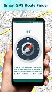 Download GPS Route Finder - Route Tracker Maps & Navigation 1.3 APK
