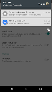 Download Smart Lockscreen protector 2.4.2 APK