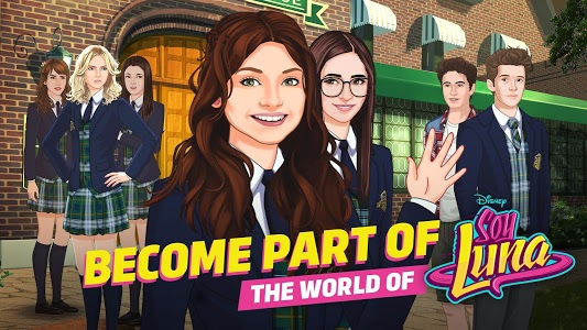 Download Soy Luna - Your Story 1.0.12 APK