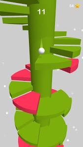 Download Spiral Jump - Spiral Jumping Ball 2.0.0 APK