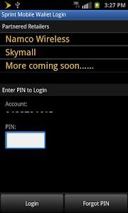 Download Sprint Mobile Wallet 1.7 APK