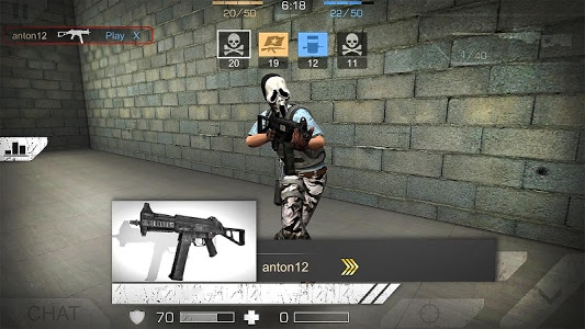 screenshot of Standoff Multiplayer version 1.22.0