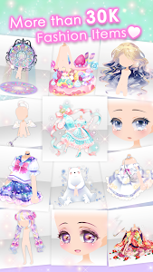 screenshot of Star Girl Fashion❤CocoPPa Play version 1.56