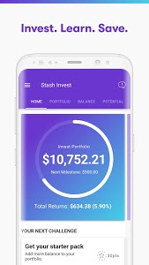 Download Stash: Invest. Learn. Save. 1.15.2.2 APK
