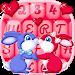 Download Stylish Keyboard Cute Couple 13.0 APK
