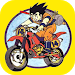 Download Super GoKu Motorbike 1.0 APK