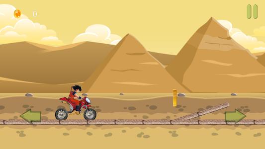 Download Super GoKu Motorbike 1.0 APK