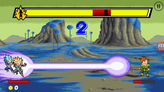 Download Super Saiyan Skill Battle 1.2 APK