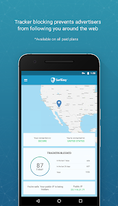 Download SurfEasy Secure Android VPN 4.1.1 APK