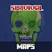Download Survival maps for minecraft PE 2.0 APK