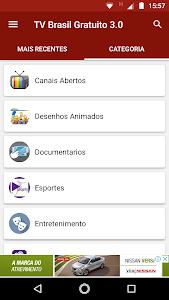 screenshot of TV BRASIL GRATUITO 3.0 version 1.0.1