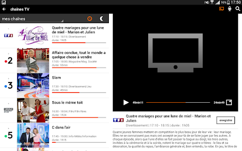 Download TV d'Orange, live-replay-vod  APK