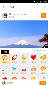 screenshot of Airtripp: Find Foreign Friends version 7.0.3