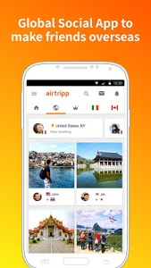 Download Airtripp:Free Foreign Chat 7.6.21 APK