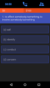 Download Test Your English Vocabulary 1.4 APK