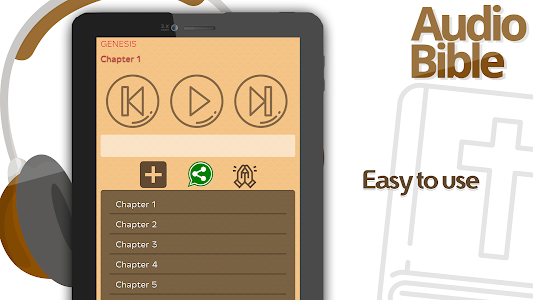 Download The Holy Bible in Audio MP3 31.0 APK