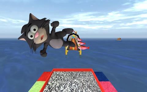 Download Tiny Cat Run: Running Game Fun 2.2 APK