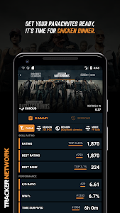 Download Tracker Network for Fortnite Stats 2.0.2 APK