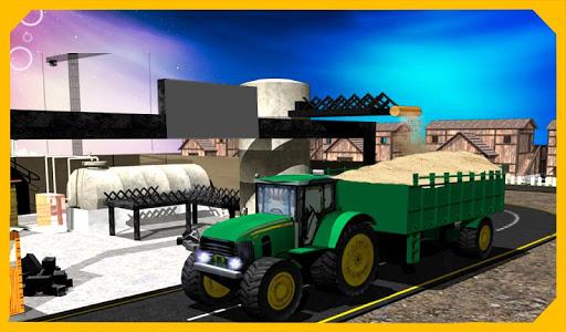 Download Tractor Sand Transporter 3D 1.1.4 APK