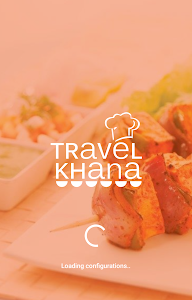 screenshot of Travelkhana-Train Food Service version 2.4.1