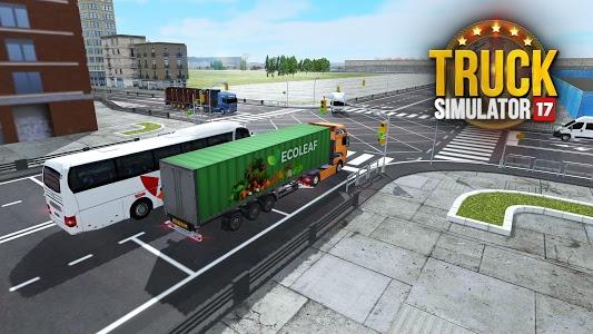 Download Truck Simulator 2017 2.0.0 APK