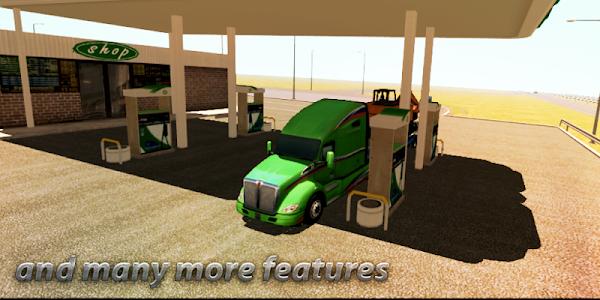 Download Truck Simulator : Europe 1 APK