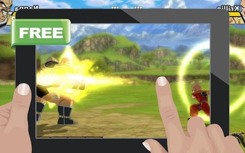 Download Ultimate Saiyan Battle - Goku Tenkaichi 2.0 APK