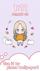 screenshot of Unnie doll version 3.6