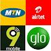 Download Ussd Codes for Nigerian Networks & Banks (Spogam) 1.11 APK