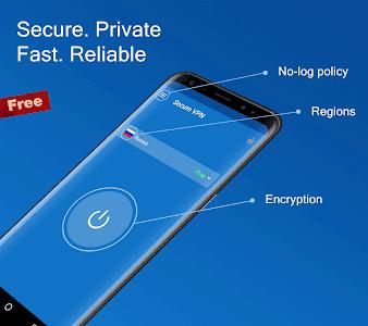 Download Secure VPN - Free VPN Proxy, Best & Fast Shield 1.4.1 APK